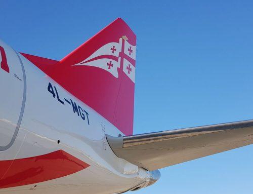 ავიაკომპანია Georgian Airways-ი თბილისი – მინსკი – თბილისის მიმართულებას ამატებს