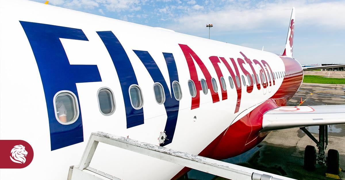 ავიაკომპანია FlyArystan საქართველოსა და ყაზახეთს შორის რეგულარულ ოპერირებას იწყებს