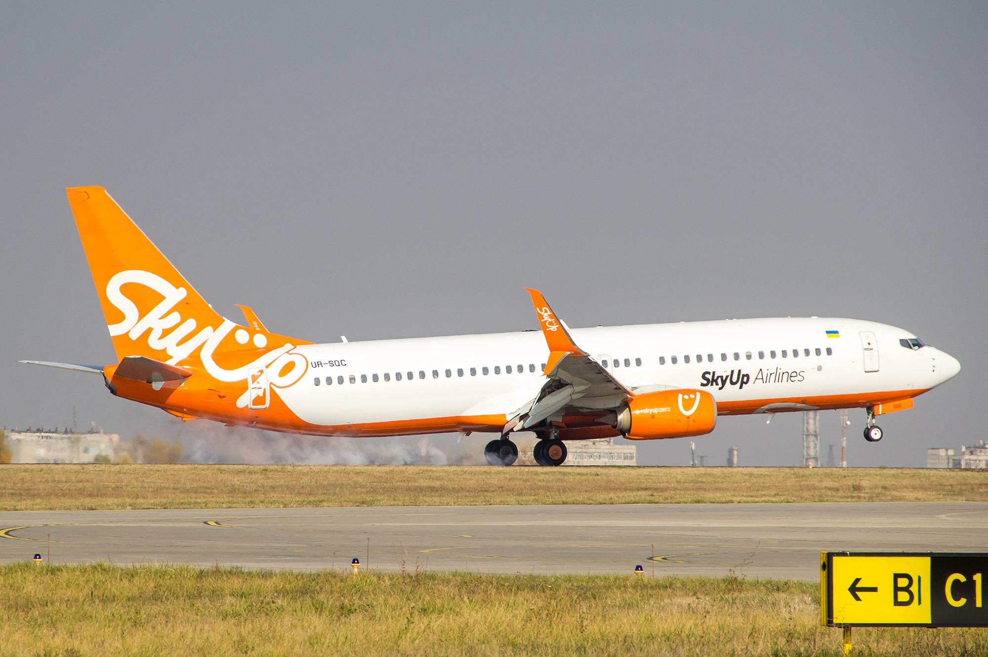 ავიაკომპანია SkyUp Airlines საქართველოსა და უკრაინას შორის რეგულარული ოპერირების მიმართულებებს და სიხშირეებს ზრდის