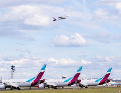 საქართველოს საავიაციო ბაზარზე ავიაკომპანია Eurowings შემოდის