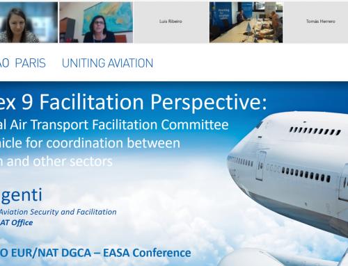 ICAO-ს ევროპისა და ჩრდილო-ატლანტიკური რეგიონის და EASA-ს ერთობლივი კონფერენცია კრიზისულ ვითარებებში კოორდინაციისა და მათზე რეაგირების მექანიზმებზე